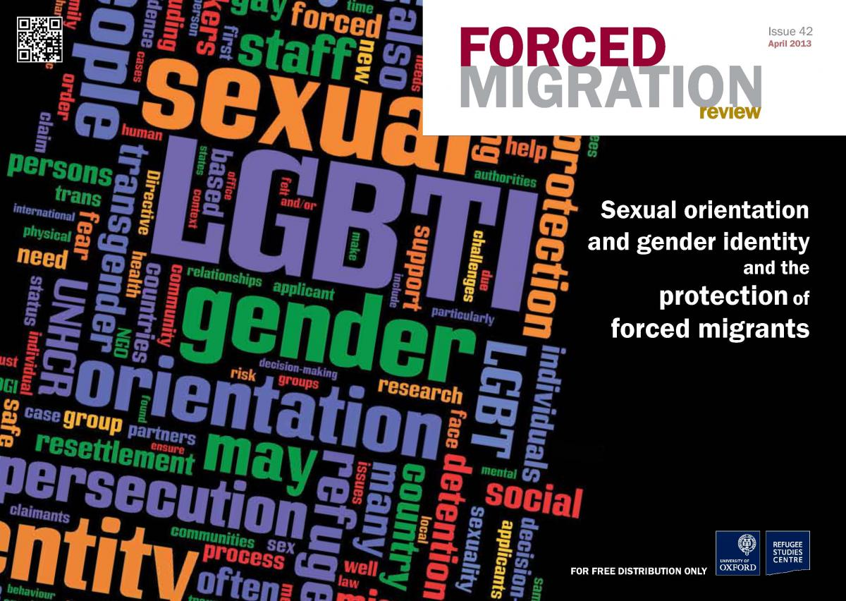 Sexual orientation and gender identity issues articles